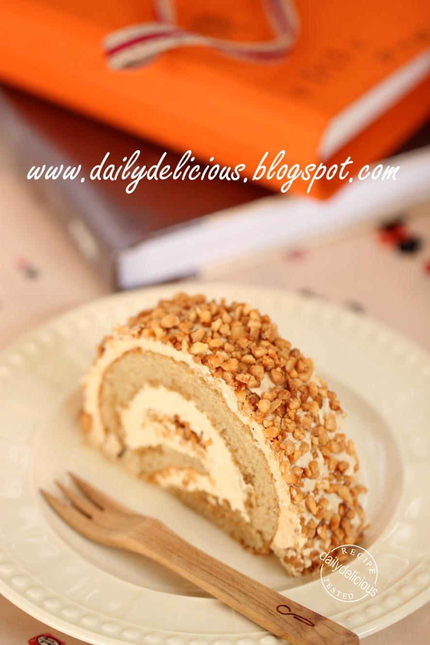 Almond Coffee Cake With Almond Paste