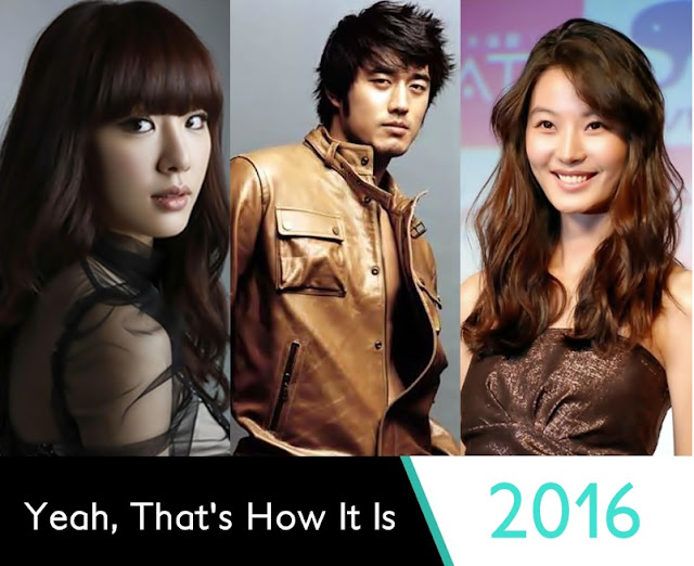 Yeah, That's How It Is Upcoming Korean drama 2016 - Nam Gyu-Ri , Jo Han-Sun , Yoon So-Yi