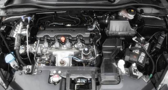 2018 Honda HRV Refresh Model