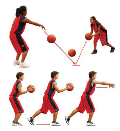 Teknik Dasar Cara Bermain Bola Basket Dan Pola Penyerangannya Kabar Sport