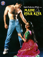 Maine Pyar Kiya 1989 720p Hindi HDRip Full Movie Download