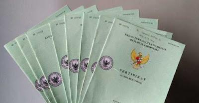 melakukan pinjam jaminan sertifikat rumah