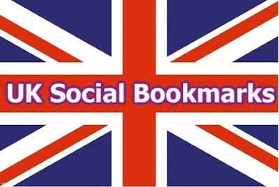 UK Social Bookmarking Sites List