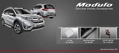 Aksesoris Mobil Honda BRV Bandung