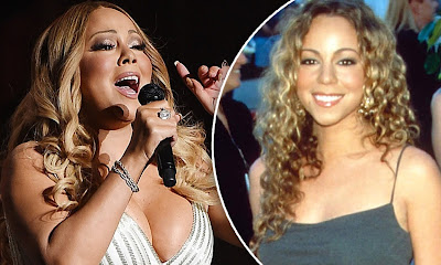 I suffers from 'low self-esteem- Mariah Carey  Unveils