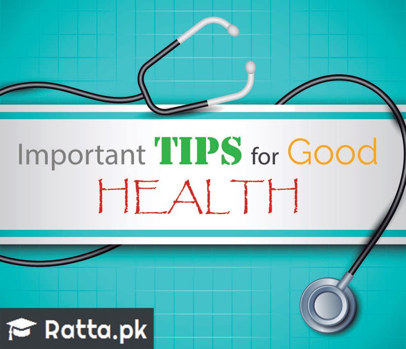 Important Health Tips for Good Health and to Prevent Cancer