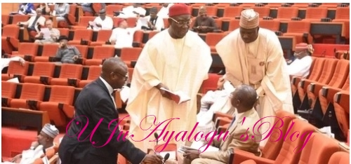 Senate asks FG to stop sale of National Theatre, TBS