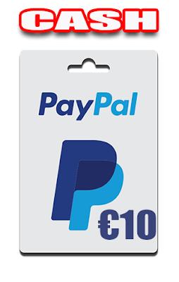 Rembourse ton forfait en argent Paypal avec Starpass 10 euros