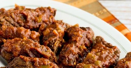 Kalyn's Kitchen®: Low-Carb Southwestern Pot Roast in the ...
