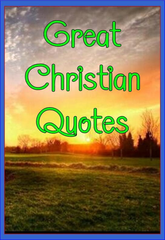 Share My Journey: More Great Christian Quotes