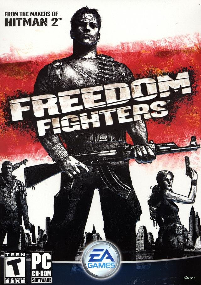 Ocean Of Games » Freedom Fighters Free Download