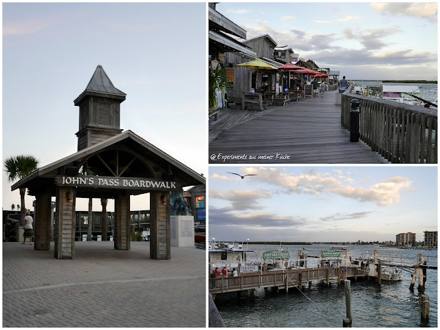 Florida - St. Pete Beach - John´s Pass Boardwalk {EamK on Tour}
