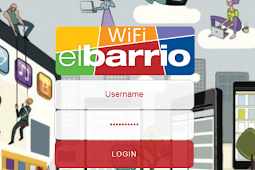 Wifi El Barrio Template Mikrotik Hotspot Responsive