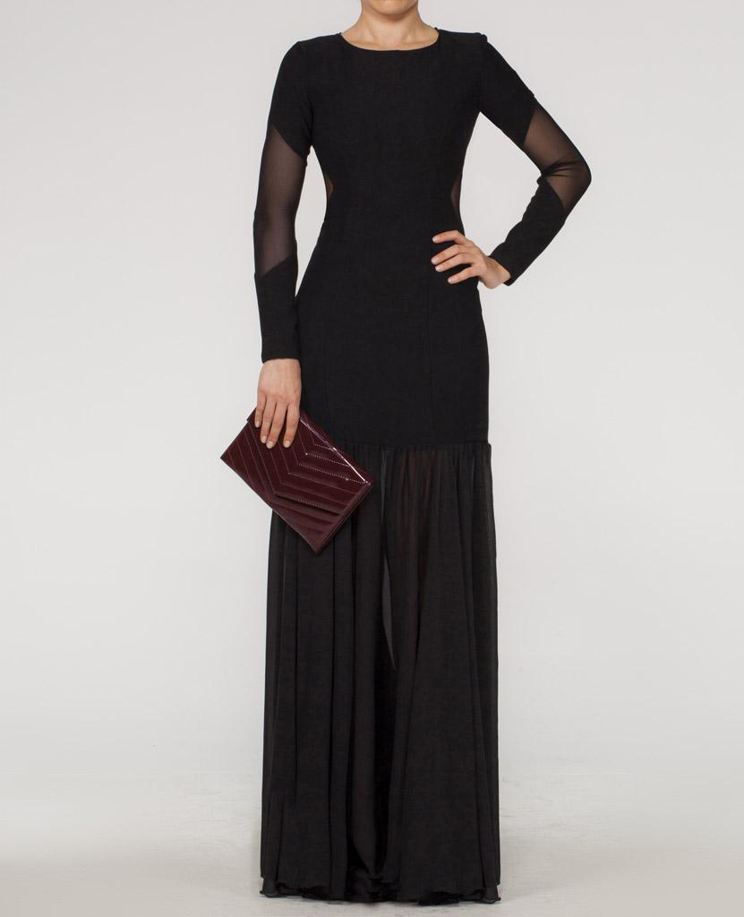 Adil ışık abiye elbise