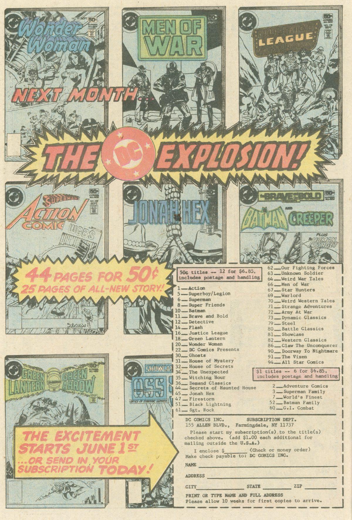 Read online World's Finest Comics comic -  Issue #252 - 55