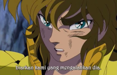 Saint Seiya Hades Chapter Sanctuary Subtitle Indonesia