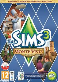 The Sims 3 Monte Vista (Expansão) (PC) 2013