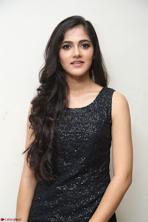 Simran Chowdary Model in Beautiful Black Dress at FBB Miss India 2017 finalists at Telangana auditions (46).JPG