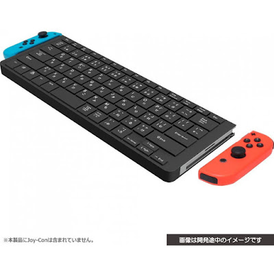 Nintendo Switch Keyboard