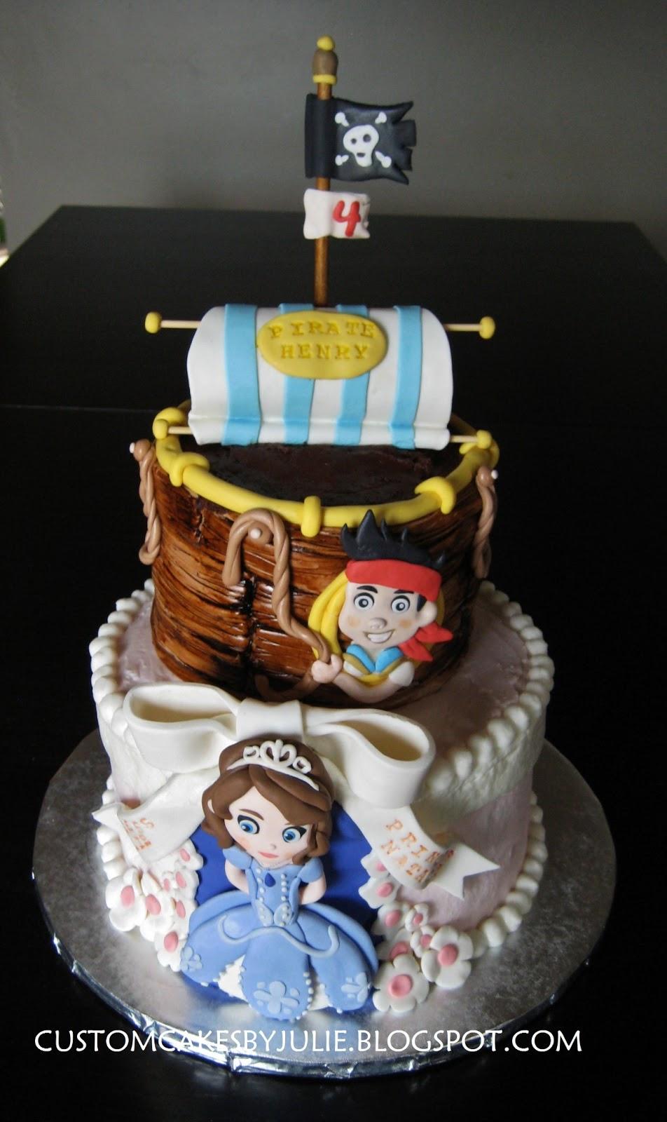 Princess Sofia Cake Pans