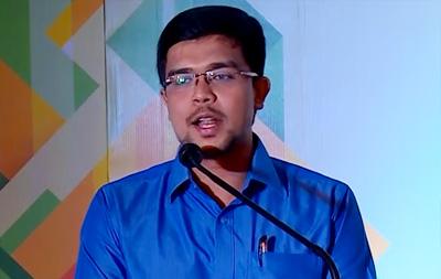 Mr. Hariharan, News Anchor & Media Personality, Thanthi TV