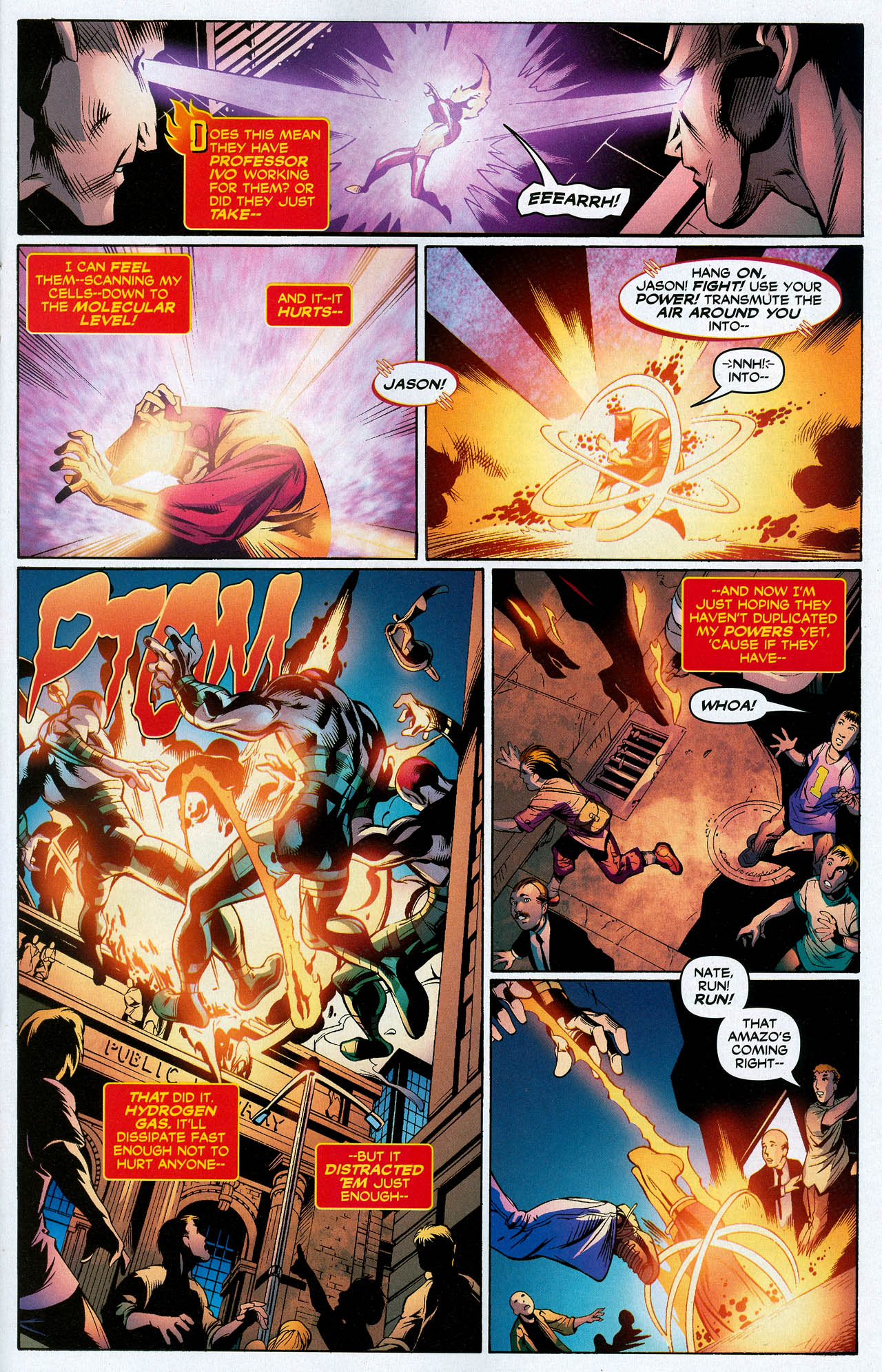Read online Trinity (2008) comic -  Issue #20 - 15