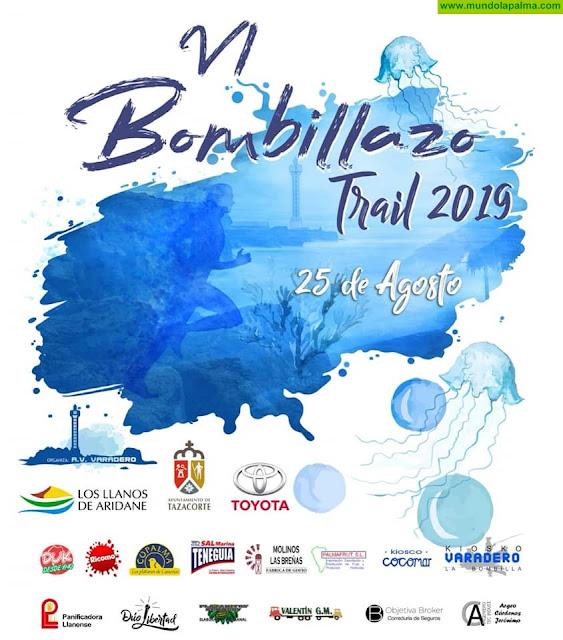 Bombillazo Trail en las Fiestas del Carmen en La Bombilla 2019