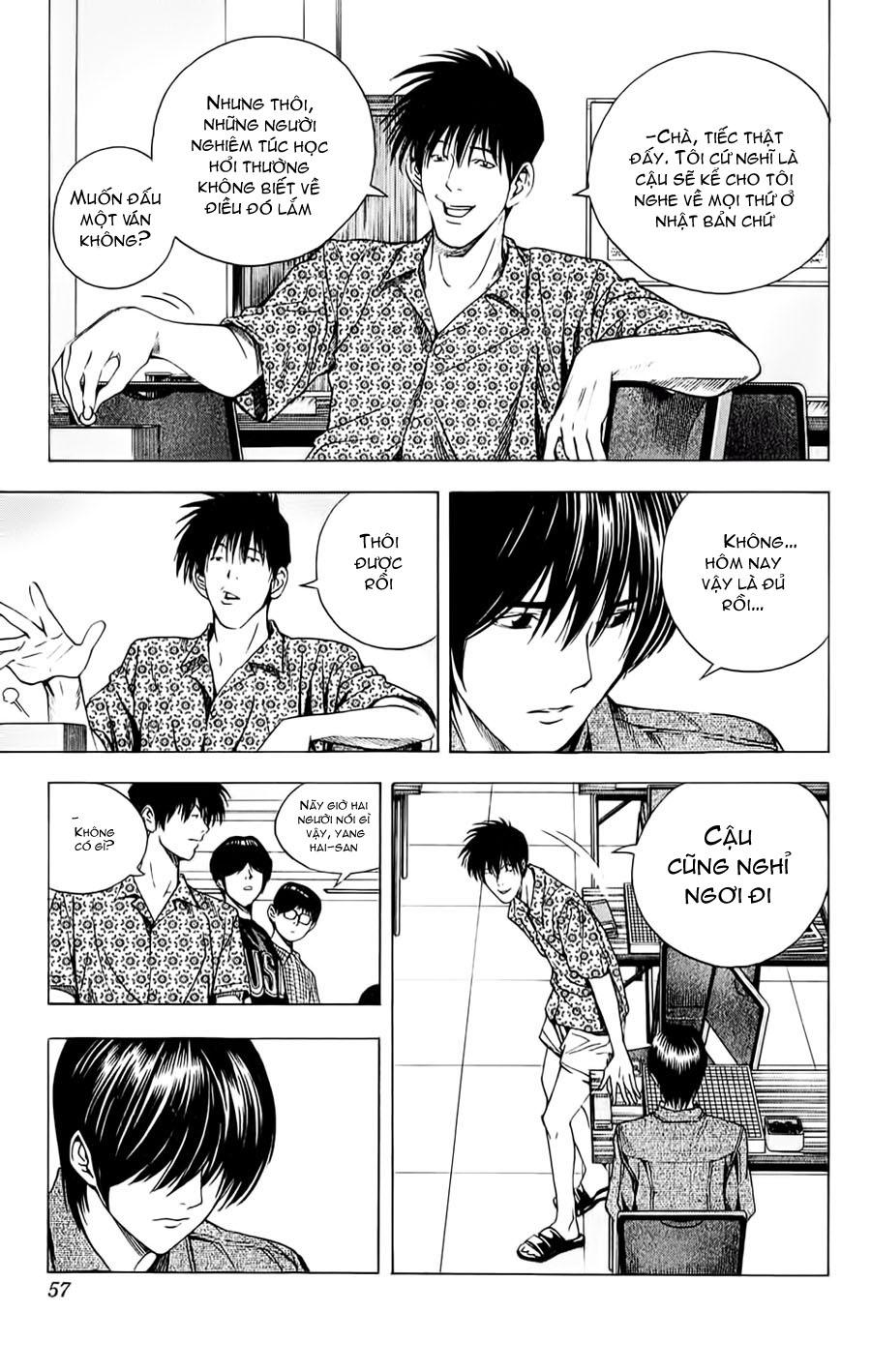 Hikaru No Go hikaru no go chap 133 trang 10