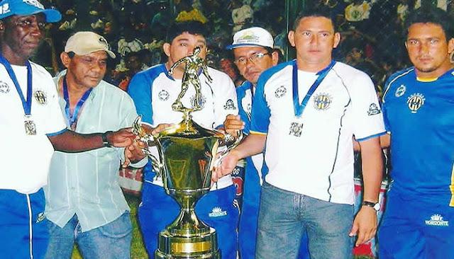 Há 10 anos o Horizonte faturava o título do Cearense Série B 2007