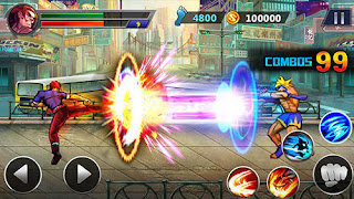 Download Game Street Fighting V1.0.2 MOD Apk ( Unlimited Money )