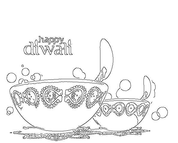 Best Diwali Paintings Drawing Pictures Sketch For Kids 2018