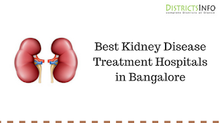 Best Kidney Disease Treatment Hospitals in Bangalore