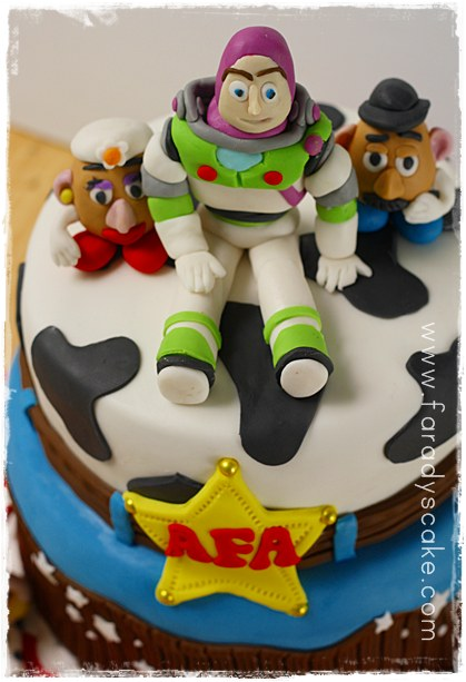 Toy Story Where Everything Is Made With Love