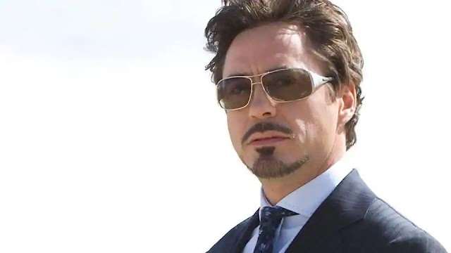 Robert Downey Jr. Wishes His Fans Merry Christmas In Iron Man Style