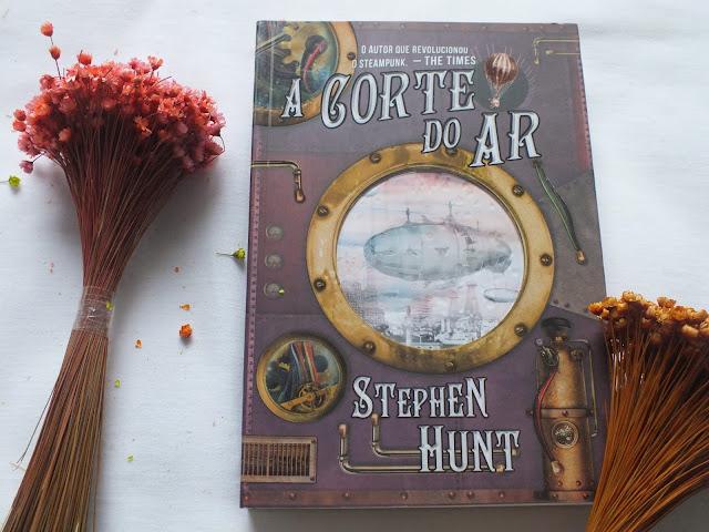 stephen hunt livro resenha