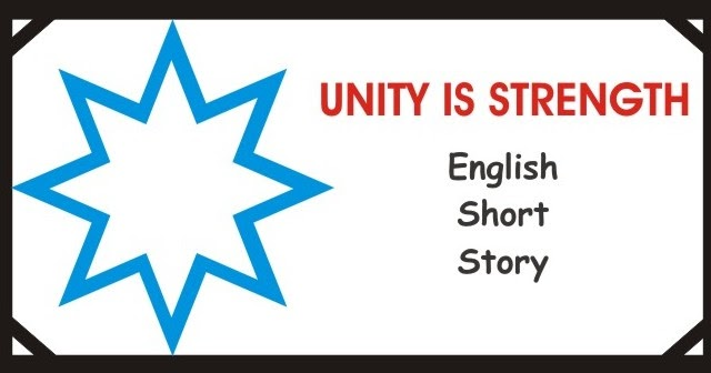 unity is strength 2 minutes speech Essay on union is strength the state or condition of being one is called unityunity give strength to its society usually answered within minutes.
