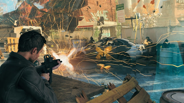 Quantum Break PC Download Photo