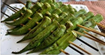 Many people may complain about the sticky, gooey liquid found inside okra, but best believe that that very liquid actually gives tons of health benefits that you might regret not at least trying it.