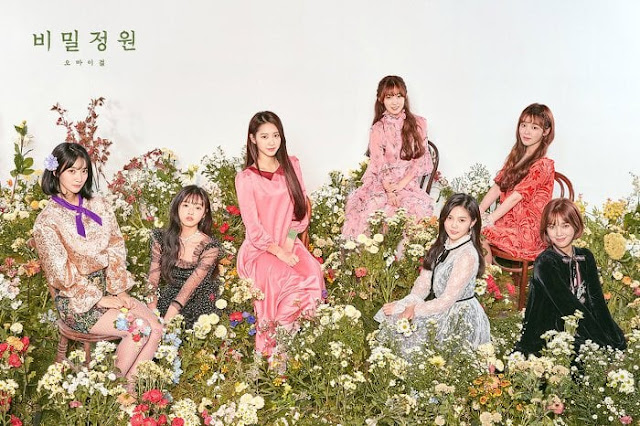 Secret Garden Oh My Girl