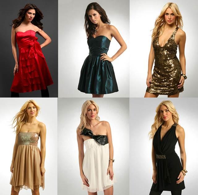 63ebc84d12 Como Elegir un Vestido de Fiesta Segun Tu Cuerpo ~ Tips de Belleza ...