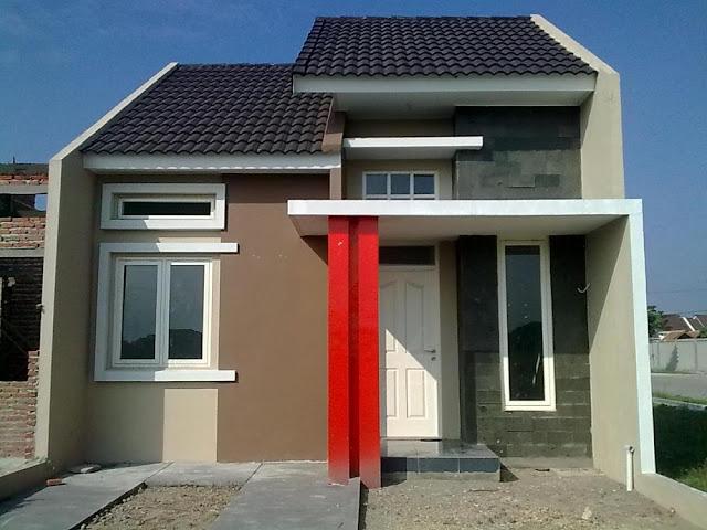 rumah sederhana type 36