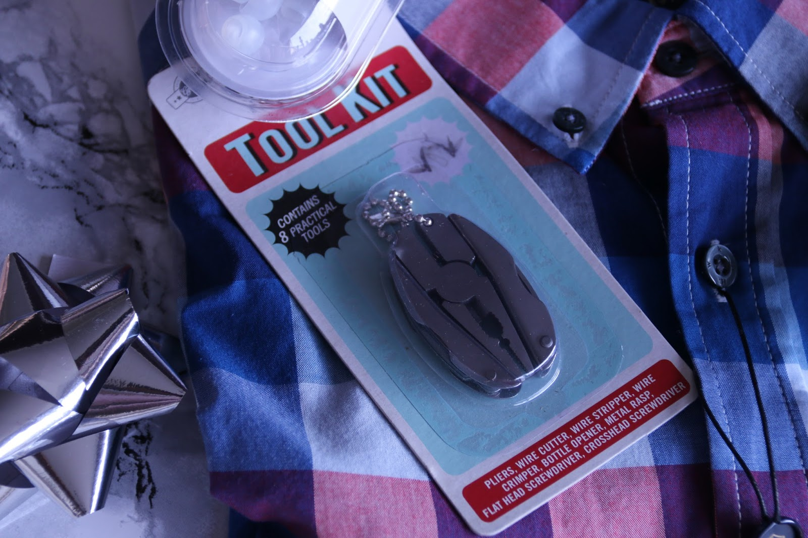 Superdrug Gift Stuff Keychain Tool Kit Image