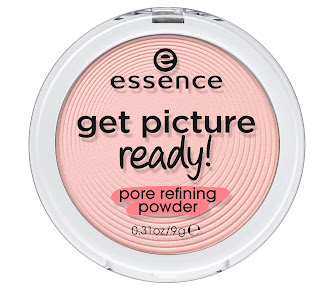 get picture ready! Pore refining powder essence
