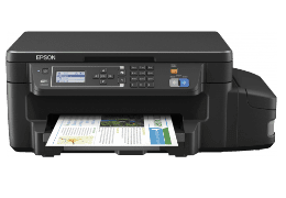 Download Epson Ecotank L606 drivers