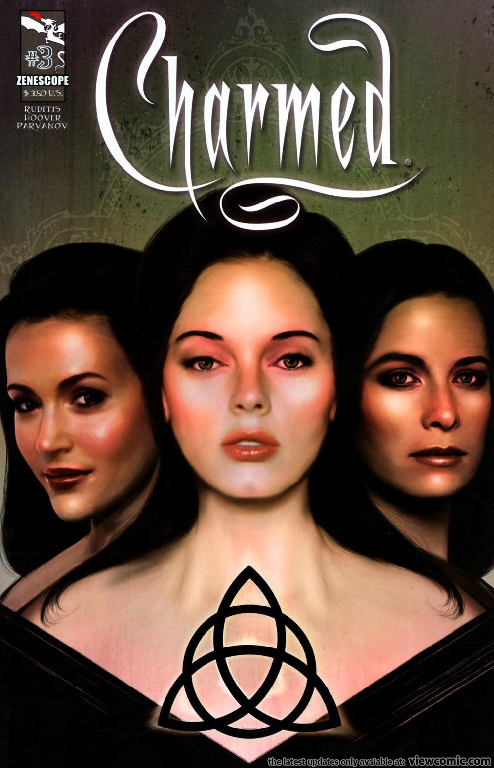 Charmed – Season 09 003 ………… … | Viewcomic reading comics