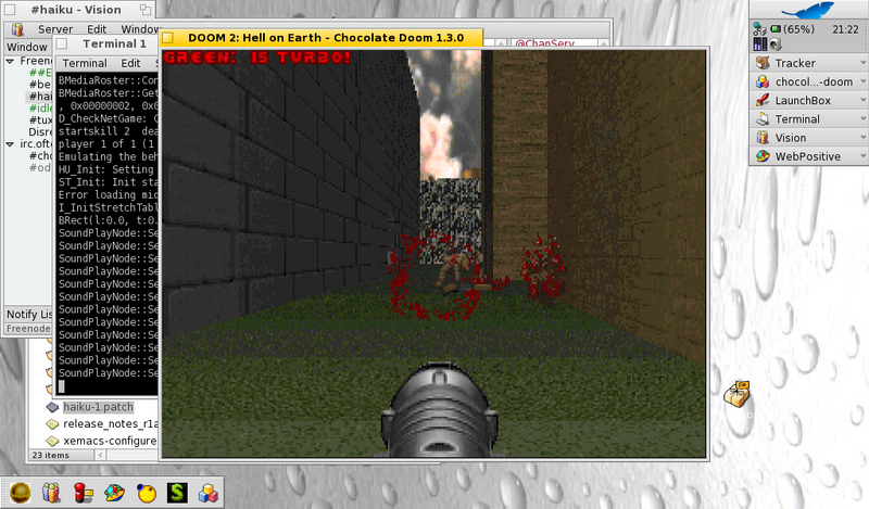 Chocolate Doom is a Doom source port which aims to behave as
