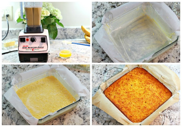 Mexico In My Kitchen Easy 4 Ingredient Corn Bread