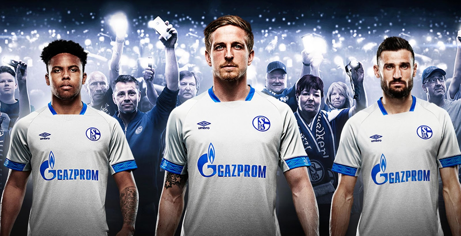 68307147814 The Umbro Schalke away kit was revealed earlier today by Umbro and the  Bundesliga club. It s already available to buy