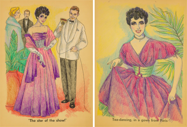 Liz Taylor, David Wolfe, Classic Coloring BOok