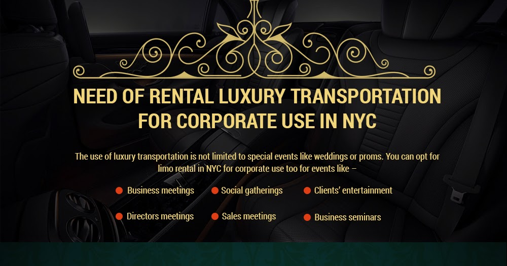 New york city limousines nyc airport limos wedding limos for New york city rental
